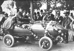 auto elettrica da record